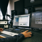Sound Design + Control Room